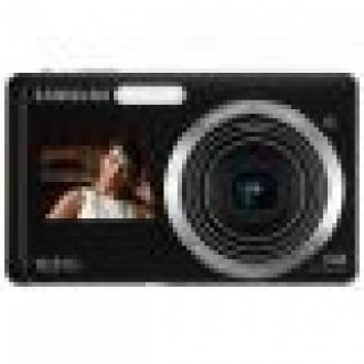 İki Ekranlı Fotoğraf Makinesi