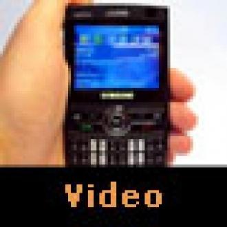 Video: Samsung i600