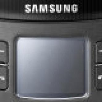 Samsung'dan Yeni Telefon: S7330