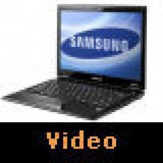 Samsung'dan İri Netbook: NC20