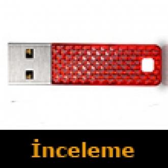 SanDisk Cruzer Facet 8 GB İnceleme
