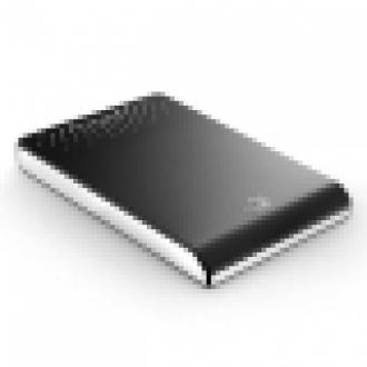 Seagate'den 640 GB'lık Mobil Sabit Disk