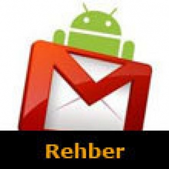 Android'de Gmail Senkronizasyonu