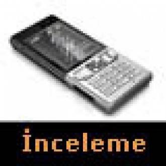 Sony Ericsson T700 İnceleme