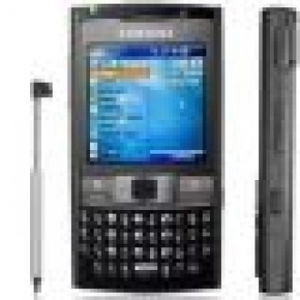 Samsung'tan Türkçe SGH-i780