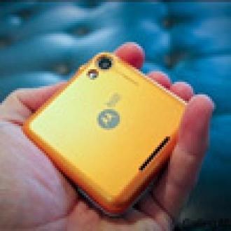 Motorola Flipout Türkiye'de