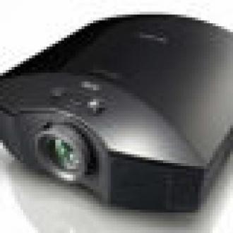 Sony'den İki Yeni Projektör