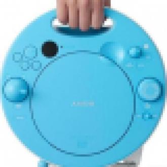 Sony'den Çocuklara Özel CD Çalar