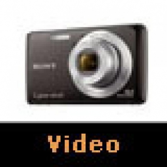 Sony Cybershot W520 Video İnceleme