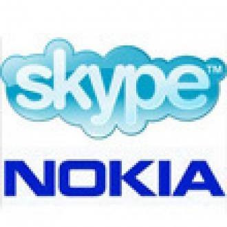Symbian İçin Yeni Skype Duyuruldu