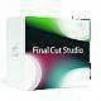 Apple Final Cut Studio'yu Güncelleştirdi