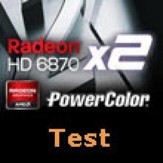 Powercolor Radeon HD 6870 X2 Test