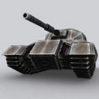 Muhalifler, Joystick'le Çalışan Tank Yaptı!