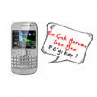 Cimri'den Yorum Şampiyonuna Nokia E6