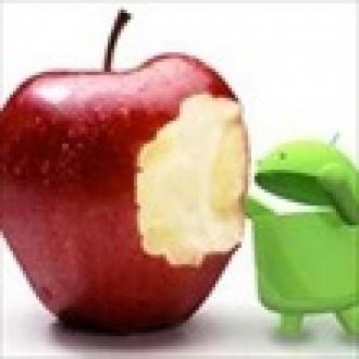 Android'den iPhone'a Hodri Meydan