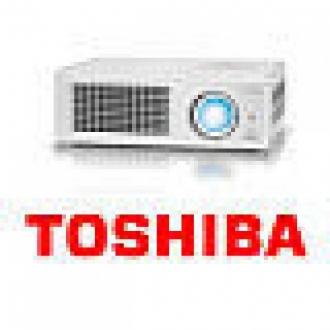 Toshiba Projeksiyon Üretimini Durdurdu