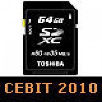 Cebit 2010: Class 10 Belleklerle Tanışın