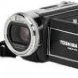 Toshiba'dan Ucuz HD Kamera
