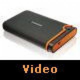 Transcend StoreJet 320 GByte İncelemesi