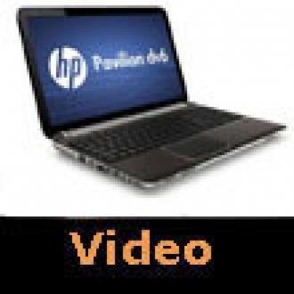 HP Pavilion DV6 6001ST Video İnceleme