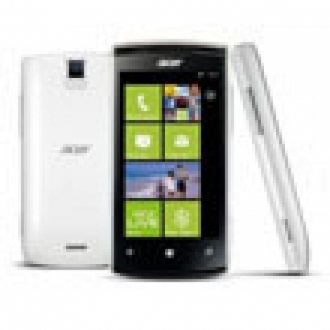 Acer Windows Phone 7'ye Adım Atıyor!