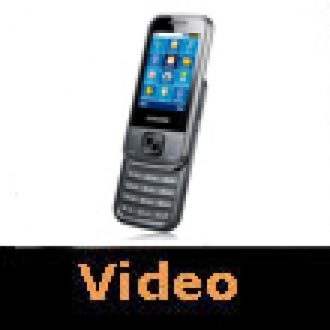 Samsung C3750 Video İnceleme
