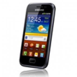 Samsung Galaxy Ace  2'yi Duyurdu