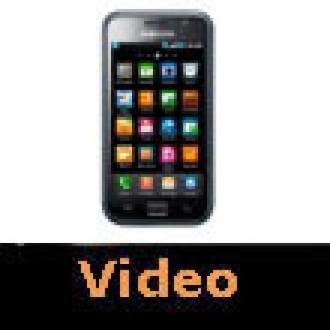 Samsung Galaxy S Plus Video İnceleme
