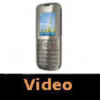 Nokia C2-00 Video İnceleme