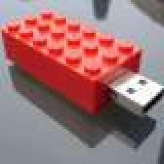 Lego USB Bellek