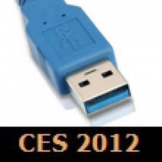 CES 2012: USB 3.0 Telefonlara Geliyor