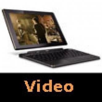 ASUS'tan Tablet Netbook Kırması