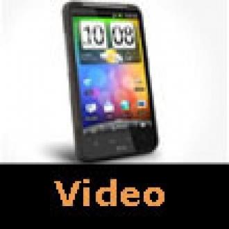 HTC Desire HD Mercek Altında