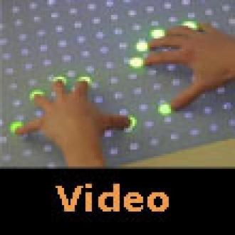 10 Parmak Dokunmatik Ekran