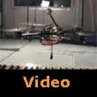 Müzik Yapan Helikopter