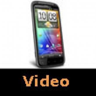 HTC Sensation XE Video İnceleme