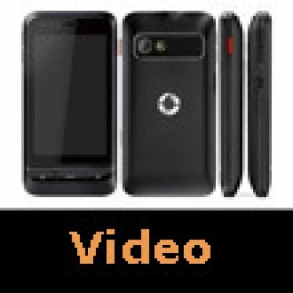Vodafone 945, Galaxy S ve Nokia N8'e Karşı