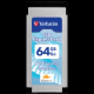 Verbatim'den SSD'li ExpressCard
