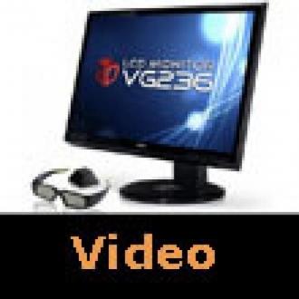 ASUS VG236 Video İnceleme