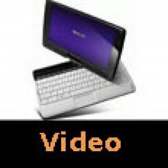 Lenovo IdeaPad S10-3t Video İnceleme