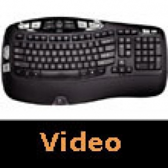 Logitech K350 Video İnceleme