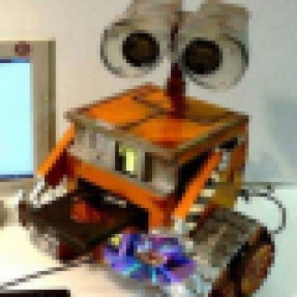 Wall-E'den PC de Yaptılar