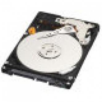 Western Digital'den 250 GB 2,5″ Disk
