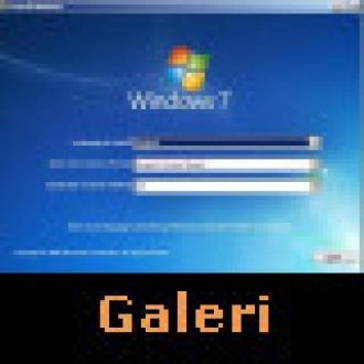 Windows 7 RTM Kurulum