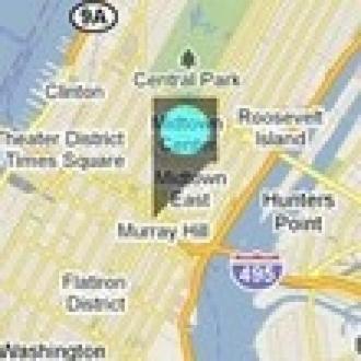 Google Maps Windows Phone 7'de!