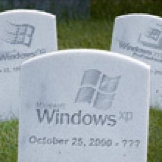 Microsoft XP Kullanıcılarını Yine Uyardı