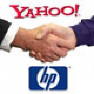 HP, Yahoo'yu Seçti