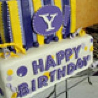 Mutlu Yıllar Yahoo!