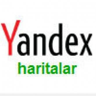 Yandex Güncel Trafik Bilgisi Sunuyor