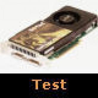 Zotac Geforce GTS 250 AMP! Testte